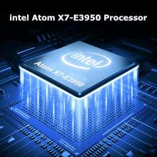 intel Atom X7-E3950 Processor