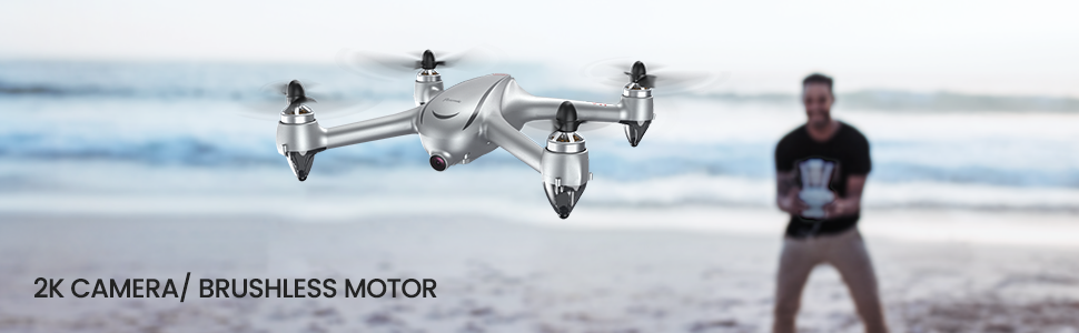 drone with camera for adults  Potensic D80 GPS Drone with Camera for Adults, 2K FHD Camera, 2 Batteries 40 Mins Quadcopter with Brushless Motor, Auto Return Home, Follow Me, Long Control Range, Includes A Carrying Case-Sliver 037429ee 833e 471f 9ba5 d42476c4b351