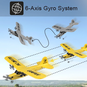 6-Axis Gyro System