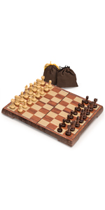 Magnetic Portable Chess Set