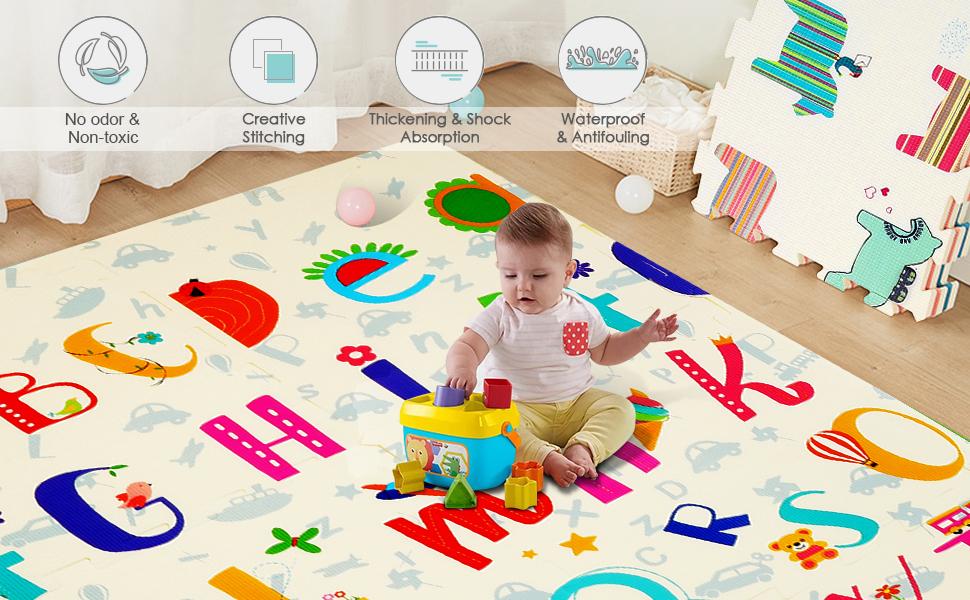 baby mat play mat kid playmat foam mat