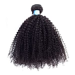 human hair bundle kinky curly
