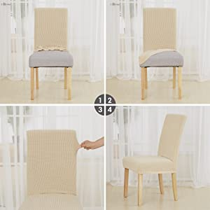 chair covers for dining table