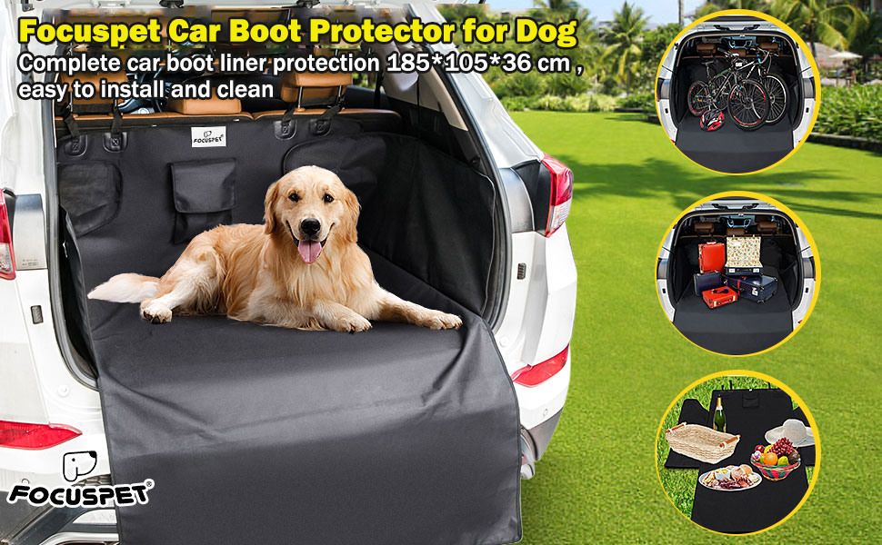 car boot protector for dog
