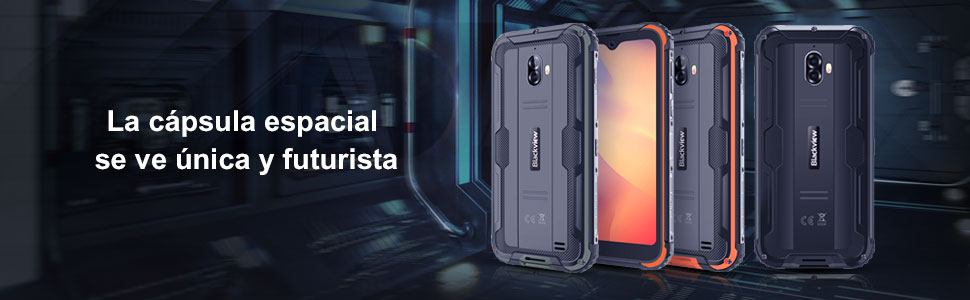 Blackview BV5900, 4G Teléfono Móvil Resistente IP68 Impermeable ...
