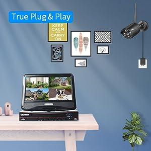 Ture plug&play