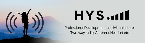 long distance radio accessories handheld ham radio for police surveillance ear piece antenna