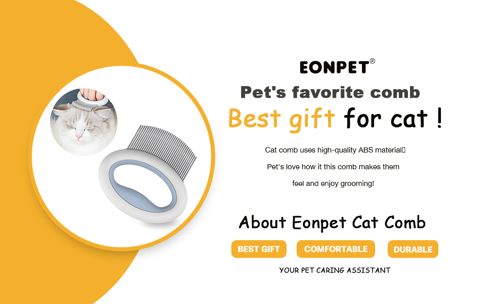 gifts for cats  Pet's favorite comb