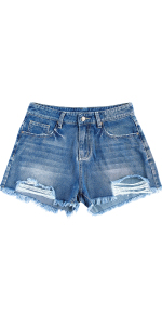 Womens Summer Jeans Shorts Hot Shorts