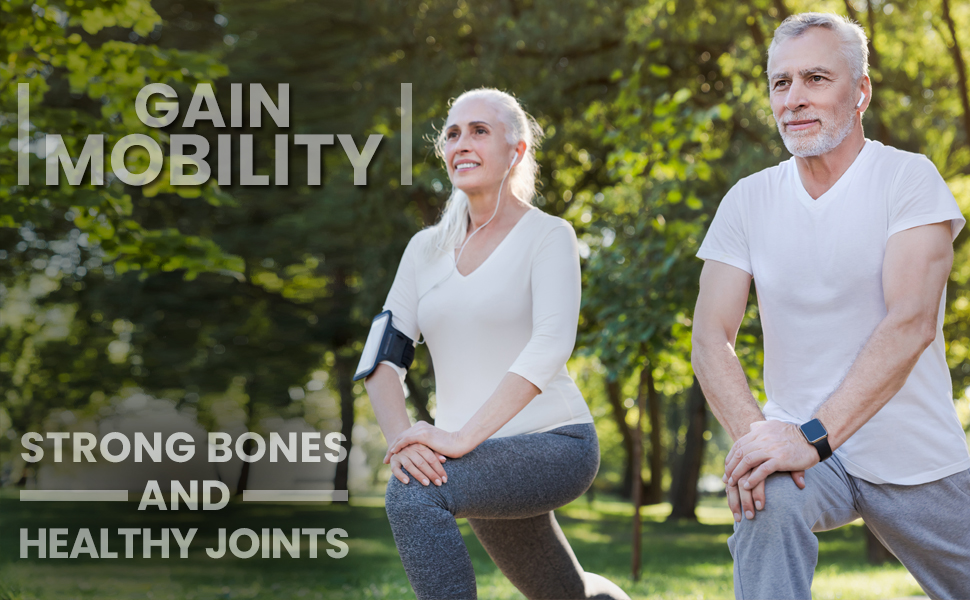 Gain Mobility