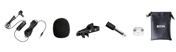 boya BY-M1 Pro micrófono con cable