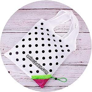 aeioubaby reusable bag