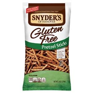 pretzel stick bags with ties pretzel pop tart pretzel snacks snyder buffalo pretzel pieces dots