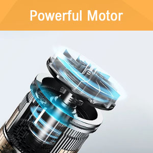 powerful motor