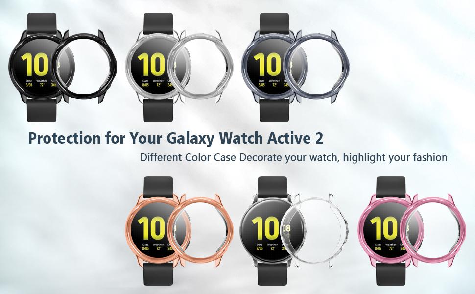galaxy active 2  samsung active 2 watch  galaxy watch active screen protector  samsung watch
