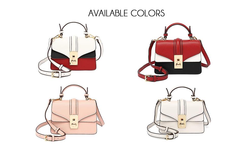 Different Bag Colors