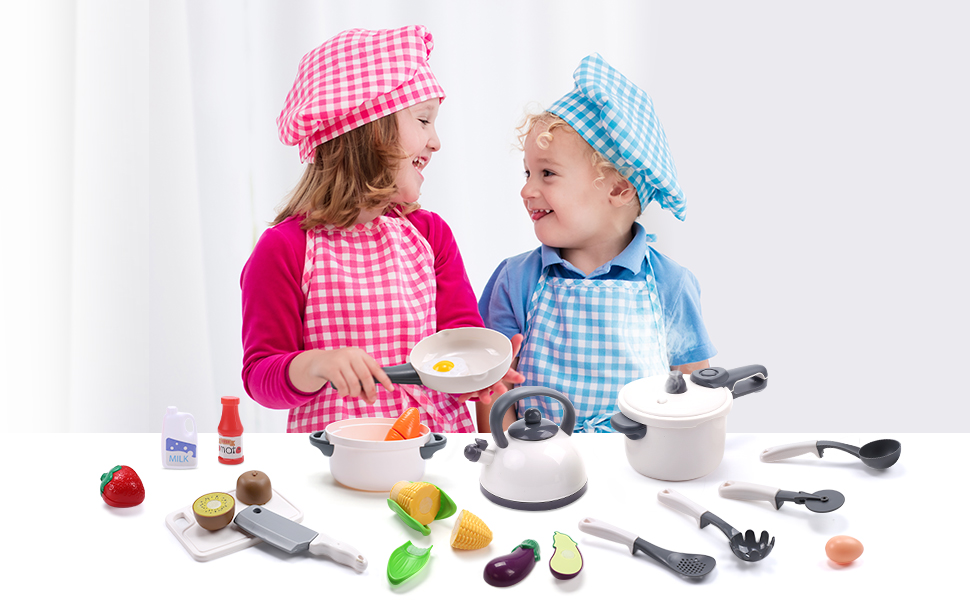 Kids Kitchen Playset