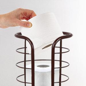 tissue holder for bathroom