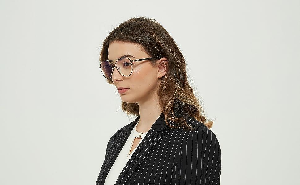classic metal glasses