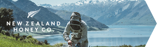 New Zealand Honey Co. Beekeeper and Manuka Honey Hives