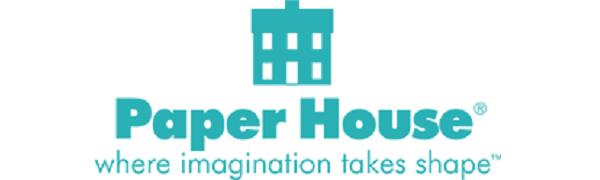 Paper House Productions Logo - Where Imagination Takes Shape