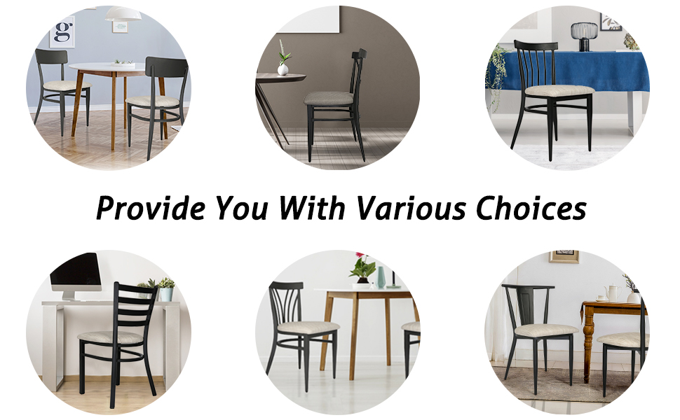 Various Choices of Chair