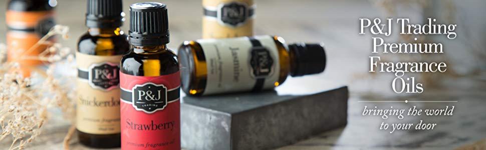 Premium Grade Fragrance Oil