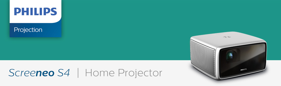 Screeneo S4 Home Projector