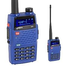 Rugged Radios Dual Band V3 Handheld