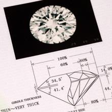 diamond certificate