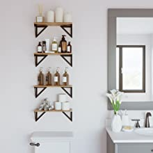 bathroom sink organizer corner shelving bathroom counter organizer candle nest candles toilet paper