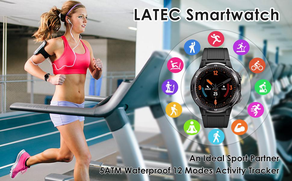 LATEC fitness tracker