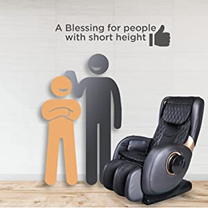 Blessing for Short People