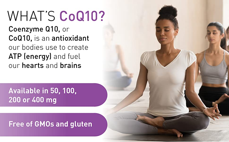 What's CoQ10?