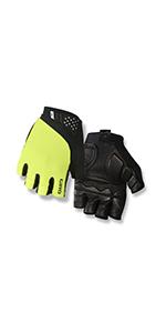 monaco ii gel bike gloves