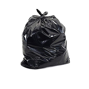 black garbage bag g1