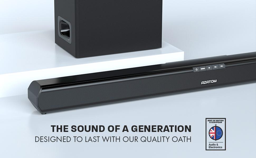 Azatom Premier SP1000X Home Cinema Audio