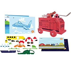 Helicopter (Air) Bus (Road) Ship (Water) Car (Road) Rocket (Space Travel) and Worksheets