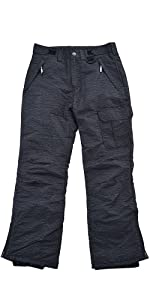 Arctic Quest Unisex Boys and Girls Ski amp; Snow Pants