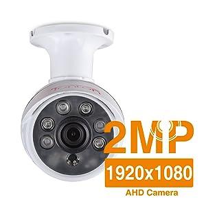 2MP Full HD Security Camera