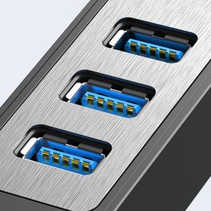 3 PCS USB 3.0 Port