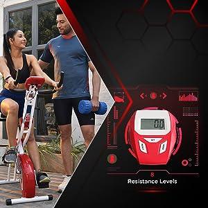 lower body workout bike