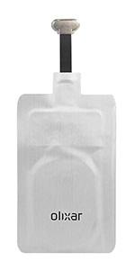 Wireless Charging Receiver (Adaptor) for Andriod USB-C Smartphones