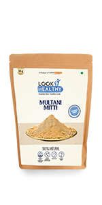 Super Healthy Multani Mitti Fullers Earth for Nourished Skin (250 g)