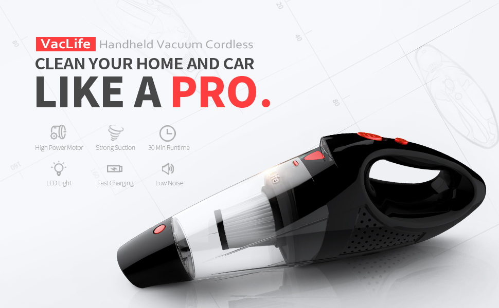 VacLife handheld vacuum cordless-2