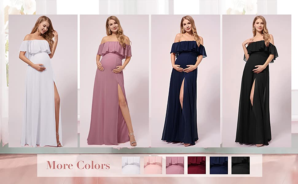 Ever-Pretty womens summer beach dresses pregnant party dress maternity dresses for wedding party