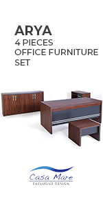 Arya 4 Pieces Office Furniture