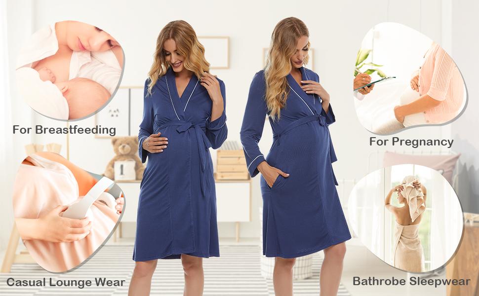 robe for hospital