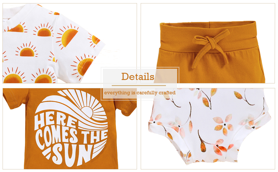 girls sunsuit summer outfits
