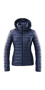 Aura Women's Heated Jacket